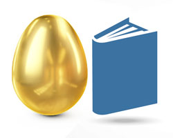 egg-book-gold